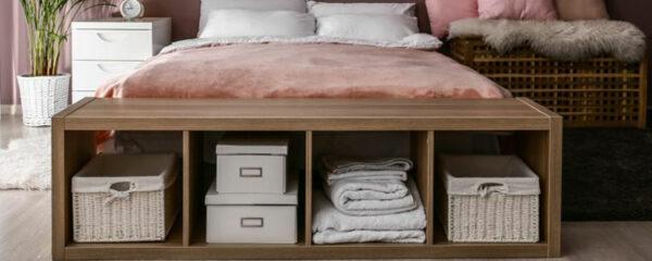 Opter pour lit avec rangement